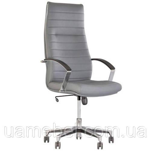 Кресло для руководителя IRIS (ИРИС) STEEL CHROME