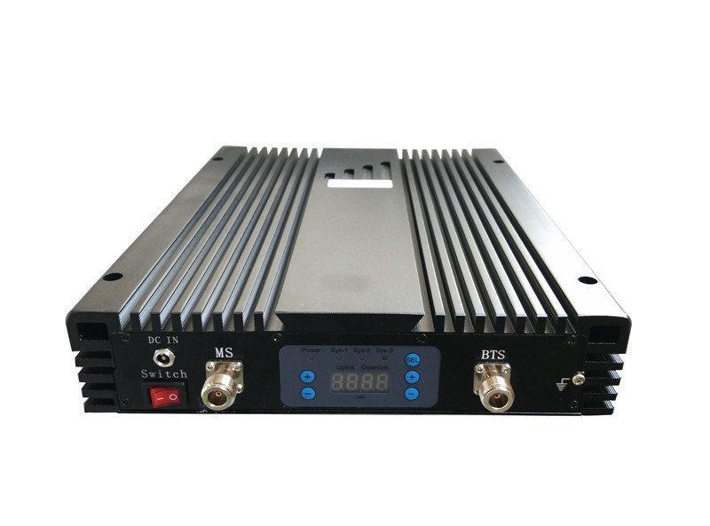 Репитер ретранслятор двухдиапазонный CDMA/DCS до 2500 м2