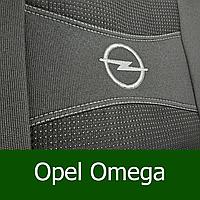 "Чехлы на автомобиль Опель Омега (Opel Omega) ""Nika"""