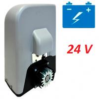 Автоматика для ворот откатных 600 кг. 24 вольта. DEA ( Италия )