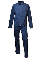 Лётный костюм летний тёмно-синий, Куртаж™