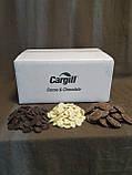 Шоколад - комплект - чорний Cargill 0,5 кг плюс молочний Cargill 0,5 кг, фото 3
