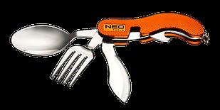 Ніж складаний туристичний NEO 63-027