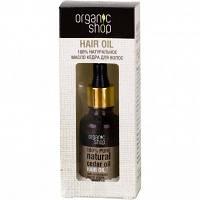 Масло кедра для волос Organic Shop , 30 мл