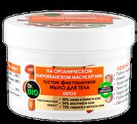 Мыло для тела густое фисташковое DETOX Dr. Bio