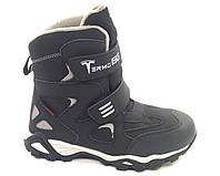 Зимние термо ботинки B&G termo р. 41 - 27,2см, модель 20-108, фото 1