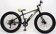 Велосипед фэт байк HAMMER EXTRIME колёса 26 дюймов алюминиевая рама