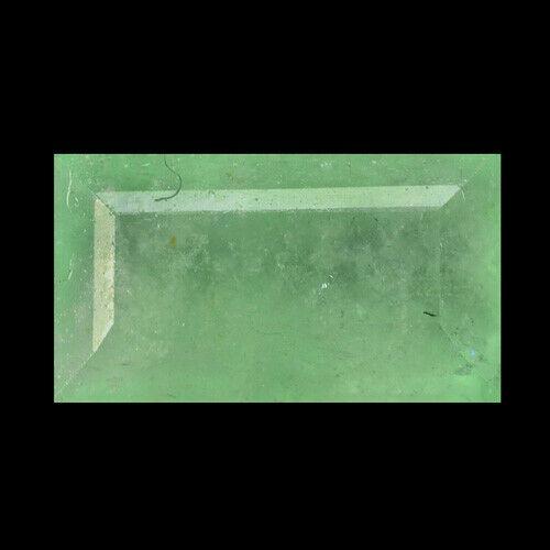 Натуральный изумруд  3.78ct   12,25 х 7,13 х 5,49 мм