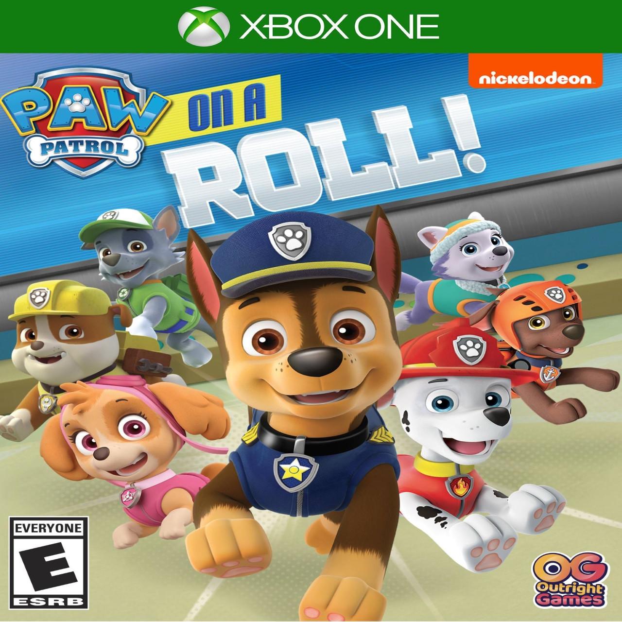 A PAW Patrol: On a Roll Xbox One SUB (NEW)