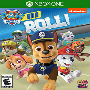 PAW Patrol: On a Roll Xbox One ENG