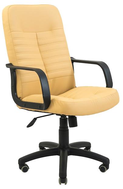 Компьютерное Кресло Вегас (Пластик) 1кат бежевое