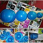 Резинові масажні вакуумні банки 4 шт резиновые массажные вакуумные банки, фото 4