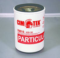 Фильтр тонкой очистки дизельного топлива,  400-30 (до 80 л/мин) CIM-TEK