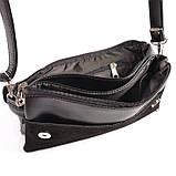 Женская замшевая сумка клатч планшет, фото 2