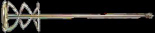 Міксер для будівельних сумішей 120мм TOPEX 22B012