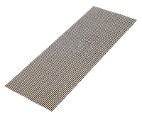 Сетка абразивная 110x280мм K200 набор 5шт TOPEX 08A620