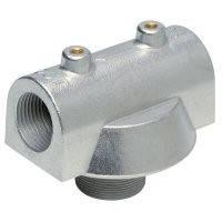 Алюминиевый адаптер 400-й серии, для фильтров тонкой очистки, СТ50034, Cim-Tek