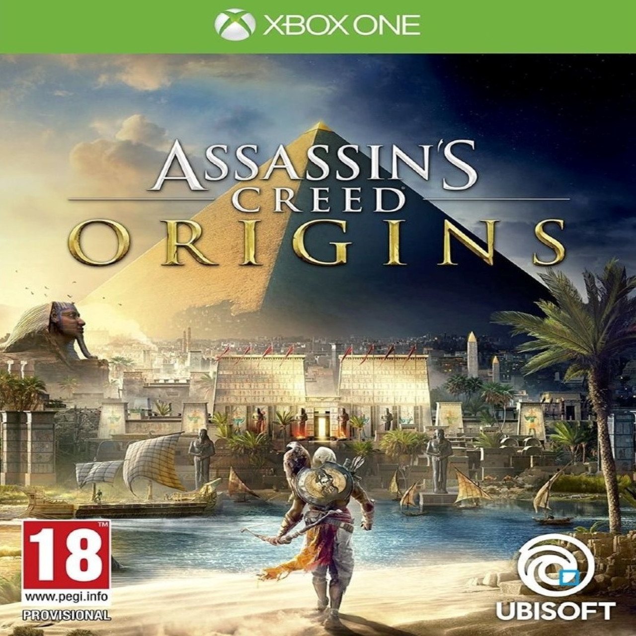 Assassin's Creed Origins XBOX ONE RUS