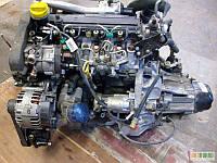 Двигатель для легкового авто Renault Trafic