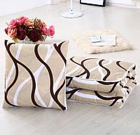 Подушка-одеяло SUNROZ Blanket Pillow 2 в 1 40х40 / 110х150 Стиль 13 (SUN5669)