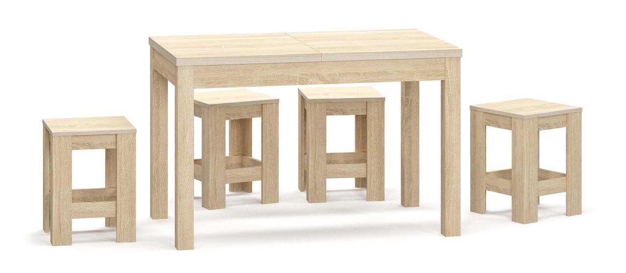Наполеон / стіл + табуретки