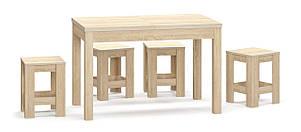 Наполеон / стіл + табуретки, фото 2