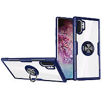 TPU+PC чехол Deen CrystalRing под магнитный держатель для Samsung Galaxy Note 10 Pro