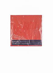 Салфетки сервировочные Penny 40x40см 12шт красные