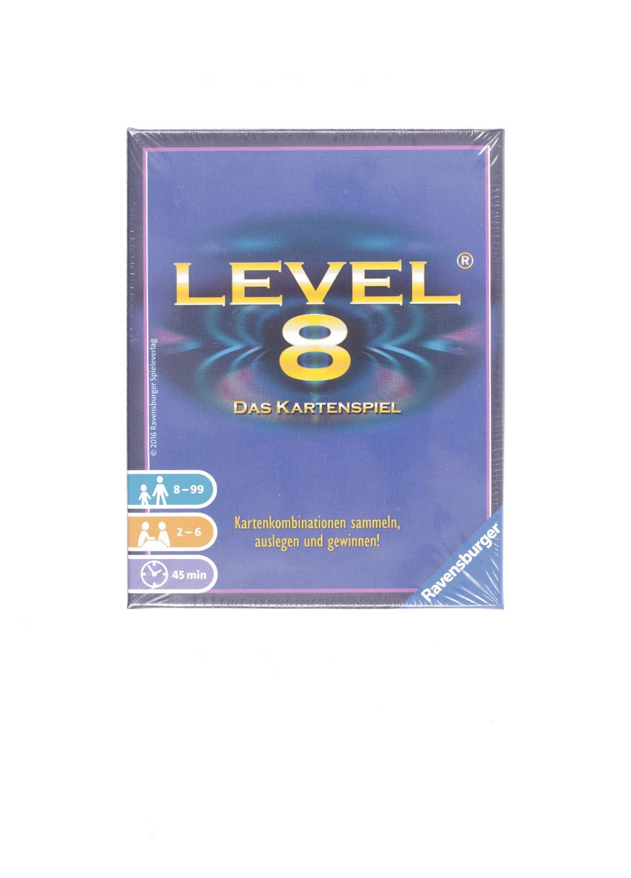 Настольная карточная игра Level 8