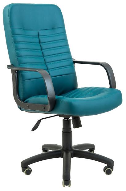 Кресло Вегас пластик 1 кат бирюзовое