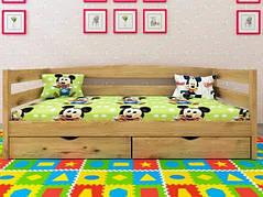 Деревянные детские и подростковые кровати