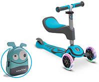 Детский самокат Scooter T1 Smart Trike