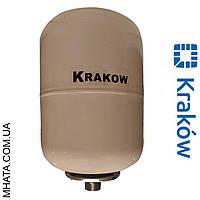 Круглый расширительный бак Krakow емкостью 8 литров