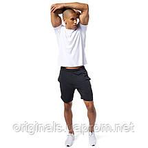Мужская футболка Reebok Workout DZ4714, фото 2