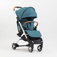 Детская прогулочная коляска YoyaPlus 3 Бирюзовая (959764144)