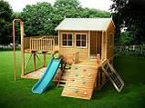 Уличные игровые деревянные комплексы для детей The New Explorer Pack, фото 2