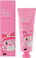 Зубная паста детская с клубникой Daeng Gi Meo Ri Amber Kids Toothpaste Strawberry 100 г