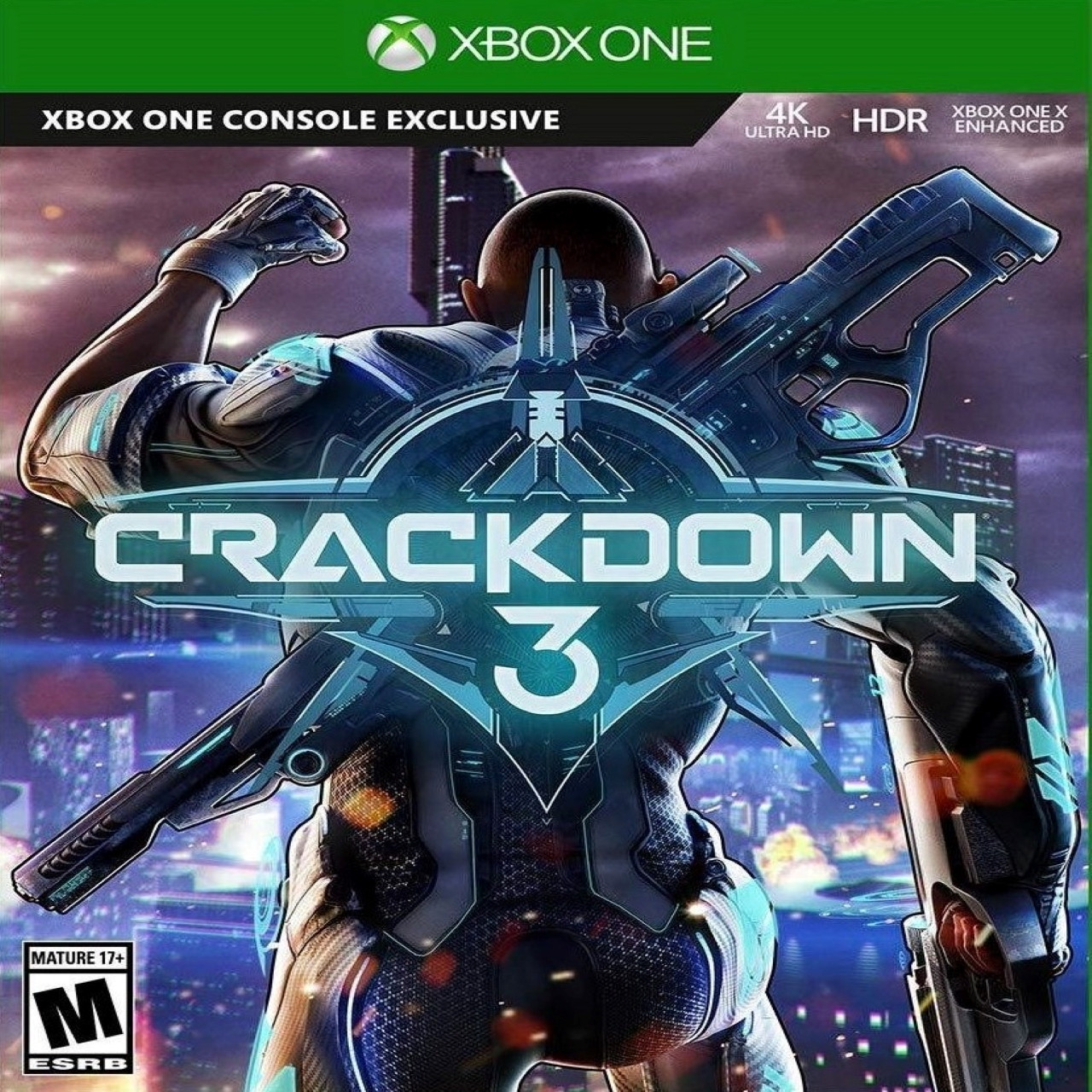 Crackdown 3 Xbox One ENG