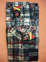 Рубашки мужские на молнии флис в клетку теплые р-р от 56 по 60. От 5шт по 105грн.