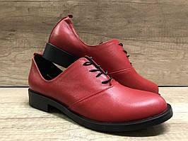 НОВИНКА!  женские туфли из натуральной кожи Лима  5 VIKTTORIO