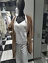 Халат жіночий + майка ,штани , ТМ Komilfo, Україна L. M, фото 3
