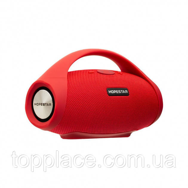 Портативная колонка Hopestar h32, Red
