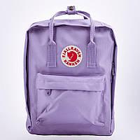 Городской Рюкзак Fjallraven Kanken 16л Classic Фиолетовый