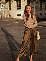 Женские стильные кюлоты  МВ592, фото 1
