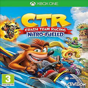 Crash Team Racing Nitro-Fueled Xbox One ENG