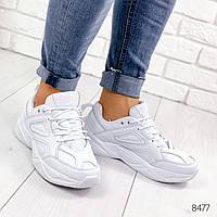 Кросівки чоловічі Grox білі 8477