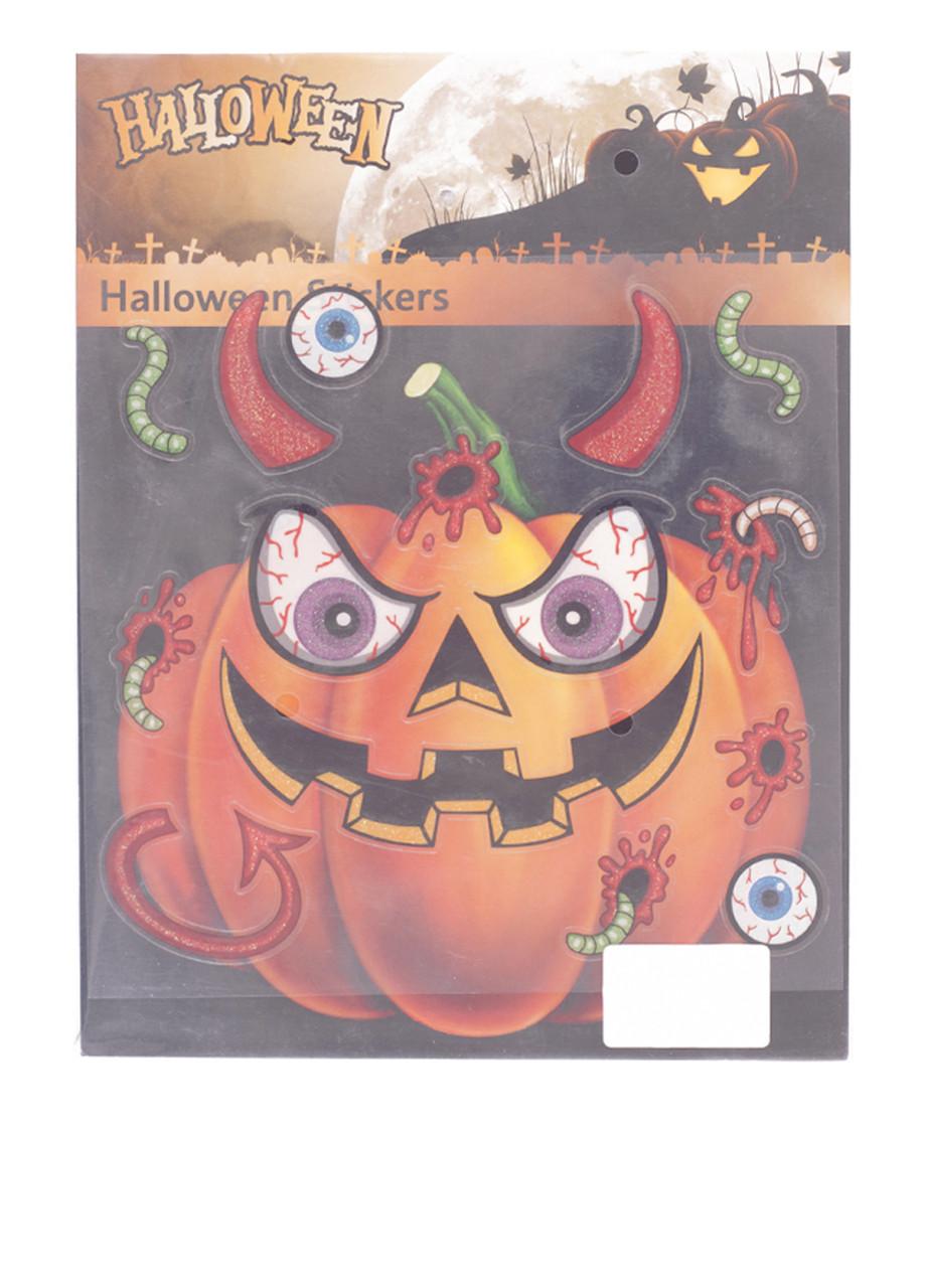 Набор наклеек Halloween 15 шт