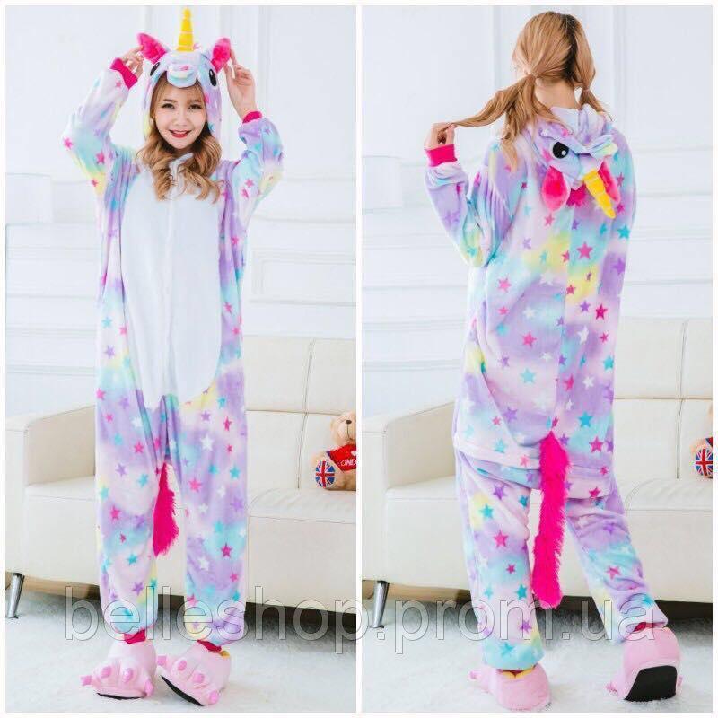 Взрослая пижама кигуруми -  0204-67