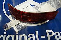 Катафот отражатель в задний бампер правый новый оригинал Mercedes GL X164 X 164 до рестайлинга