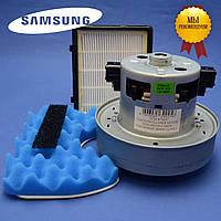 Комплект двигатель VCM K-70GU 1800 Вт + набор фильтров для пылесоса SAMSUNG